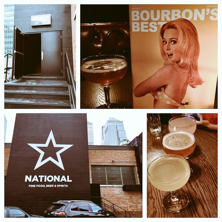 Calgary's Bourbon Room has it's own back entrance in the alleyway off 11th Avenue. A new menu offers many delicious cocktails to try. Handcrafted, top shelf all the way. #drinks #cheers #bottomsup