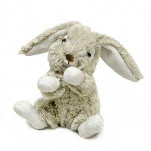Kouzelně heboučký plyšový králíček, který potěší vás i vaši drahou polovičku.