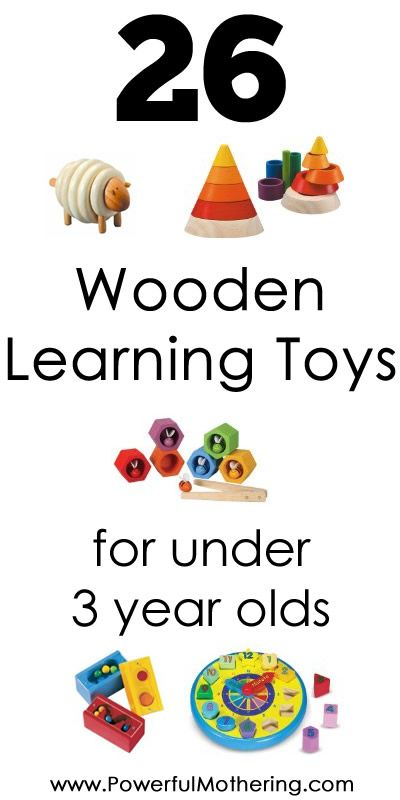 Toys For Under 1 Year : Wooden learning toys for under year olds