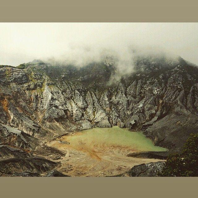 Kawah Tangkuban Parahu. infobdgcom for instagram