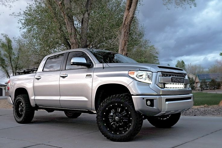 Desert Dawg - Paul Fensterer uploaded this image to '2015 Toyota Tundra 1794 Edition CrewMax 4X4/Tundra Build'.  See the album on Photobucket.