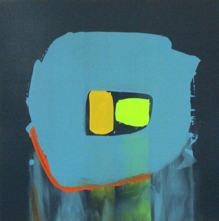 Modern ArtBuyer: Roundel 5 (serigraph) by Alexander Johnson