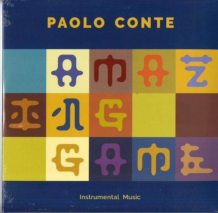 CONTE PAOLO - AMAZING GAME - INSTRUMENTAL MUSIC - 2  LP VINILE NUOVOClicca qui per acquistarlo sul nostro store http://ebay.eu/2eaWHXG