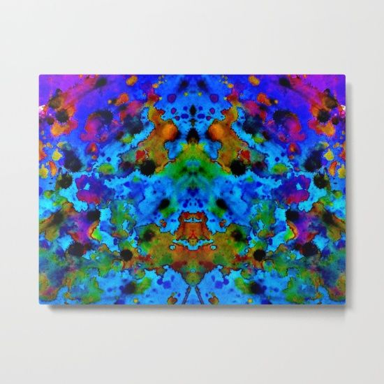 """Our metal prints are thin, lightweight and durable 1/16"""" aluminum sheet canvas. The high gloss finish enhances color and produces sharp image details. Each sheet has a 3/4"""" wooden frame attached to the back to offset from the wall. Prints have a wire or sawtooth hanger, depending on size selected."""