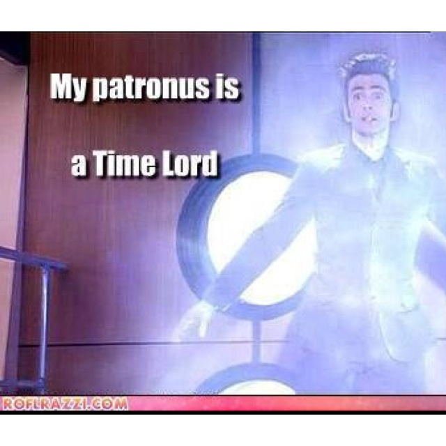 Best. Patronus. Ever.: Doctorwho, Timelord, Doctors Who, Tardis, Honey Badger, Dr. Who, David Tennant, Be Awesome, Time Lord