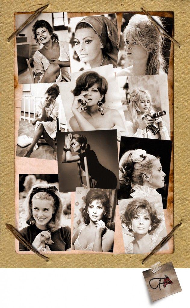 Divas before fashion blogs and Photoshop: Two, Fashion Icons, Vintage Wardrobe, Popular, Fashion Blogs, Photoshop Fashionanarchi