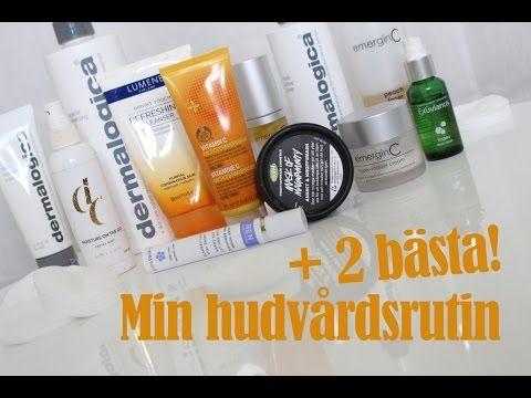 MIN HUDVÅRDSRUTIN | + 2 bästa!! | Helen Torsgården – Hiilens sminkblogg