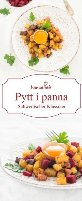 Schwedische Rezepte: Klassiker aus Schweden - Rezept von herzelieb #deutsch #foodblog #rezept #foodblogger
