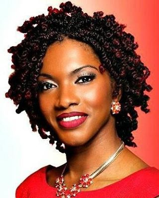 Awesome 1000 Ideas About Short Kinky Twists On Pinterest Kinky Twists Hairstyles For Women Draintrainus