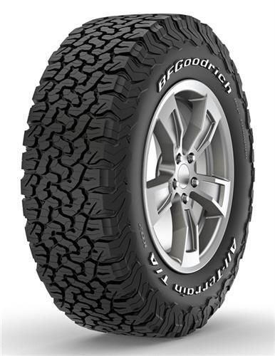 bf goodrich tires lt285 75r16 all terrain t a ko2 4wd. Black Bedroom Furniture Sets. Home Design Ideas