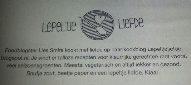 Lepeltjeliefde.blogspot.nl
