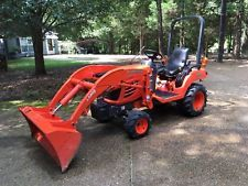 Kubota BX1850 4x4 COMPACT TRACTOR WITH LOADERfinance tractors www.bncfin.com/apply