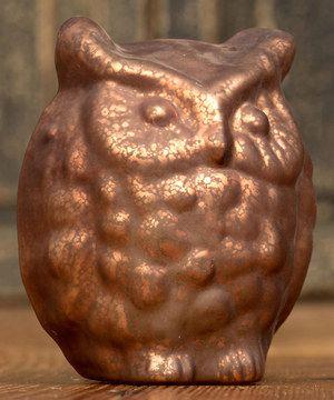 Loving this Bronze Mercury Owl Votive Holder on #zulily! #zulilyfinds
