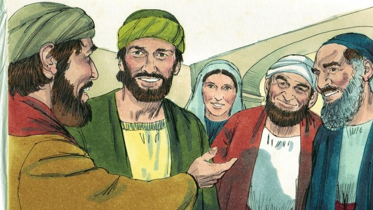 Lesson Skit: Barnabas Speaks Up for Paul (Acts 9)