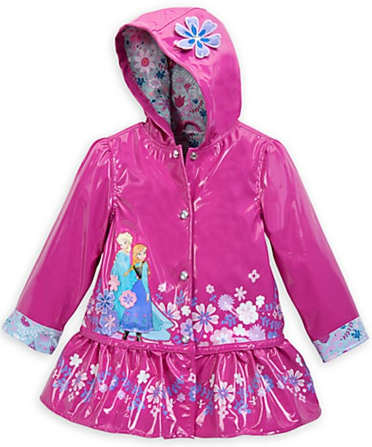 Children Raincoats with Matching Boots are fun and so practical. They will love playing in the rain. Find the perfect character rain coat for your kids.