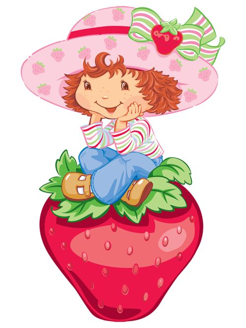 84 Best Strawberry Shortcake Images On Pinterest