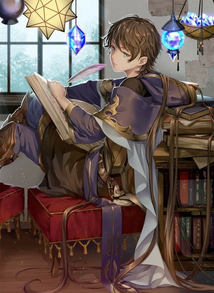 Pin By Yousif Nabel On Lord In 2019 Anime Wizard Anime