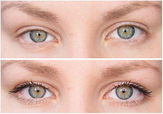 Max Factor Velvet Volume False Lash Effect Mascara Swatches #maxfactor #maxfactormascara #mascara #greeneyes