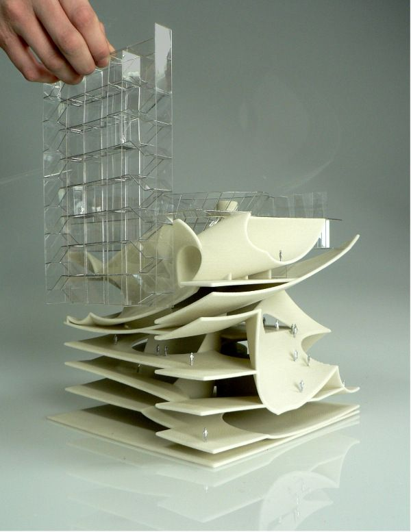 Hyperbolic Organ   Kyeong Jae Lee   Yale School of Architecture   Core Studio   Critics: Mark Foster Gage   2012