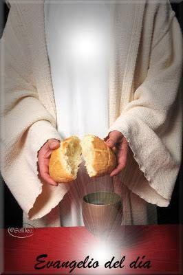 MI RINCON ESPIRITUAL: Mar 10 Ene  Evangelio del día Primera semana del T...