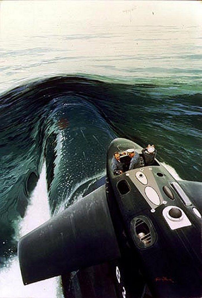SSBN-636 Nathanael Greene