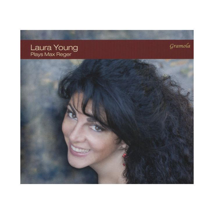 Laura young - Laura young plays max reger (CD)