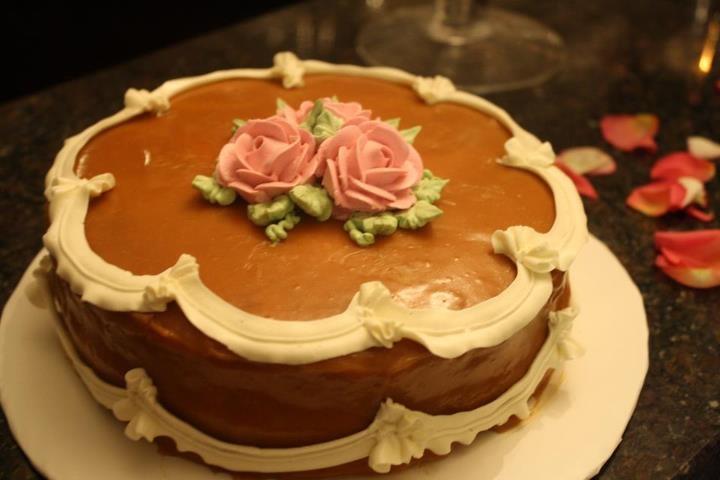 Estrel S Caramel Cake Recipe