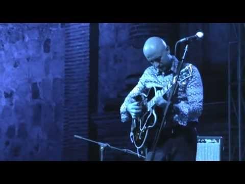"""Syracuse""- Alessio Menconi - Guatemala jazz festival"