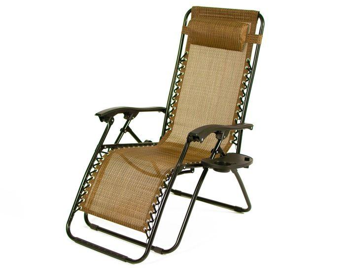 Lezak Rozkladany Krzeslo Lezaki Meble Ogrodowe Lux 7674820854 Oficjalne Archiwum Allegro Outdoor Chairs Gravity Chair House Design