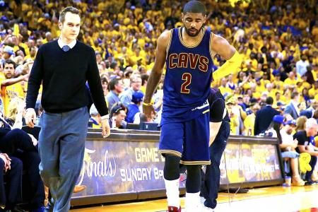 Kyrie Irving Injury: Updates on Cavaliers Star's Recovery from Knee Surgery
