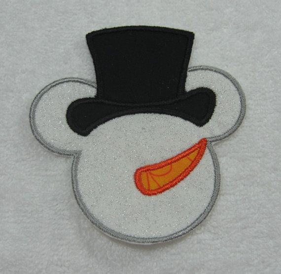 Christmas Tags Mickey Gift