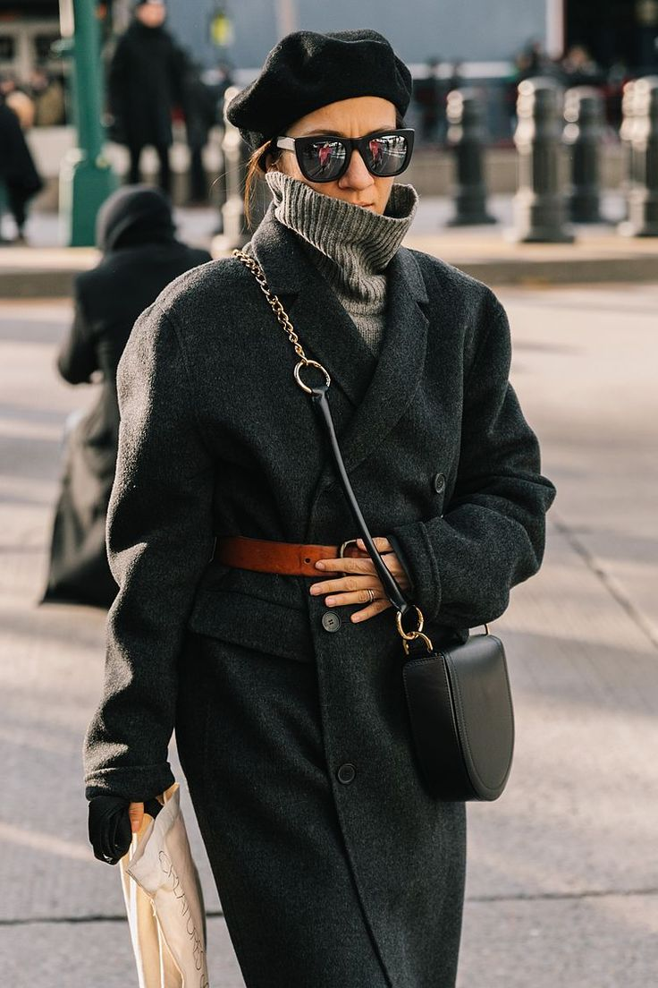 NYFW FALL 18/19 STREET STYLE I (Collage Vintage) - Some Pop of Color / A color loving style blogger