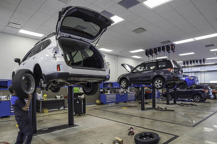 Riverside Acura and Subaru Dealerships Nabholz Corporation