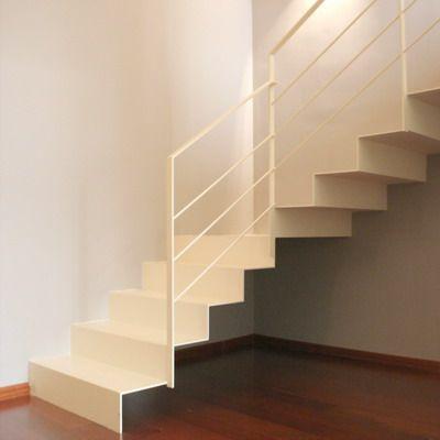 17 mejores ideas sobre escaleras minimalistas en pinterest - Escaleras para pintar ...