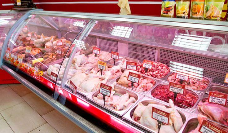 Холодильные витрины для мяса Cold с доставкой по Украине