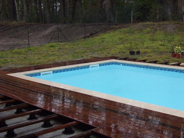 16 best Pose de terrasse bois images on Pinterest Decks, Pose and - toiture terrasse bois accessible