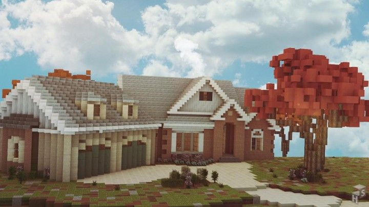 European Traditional House [Collab] Minecraft Project