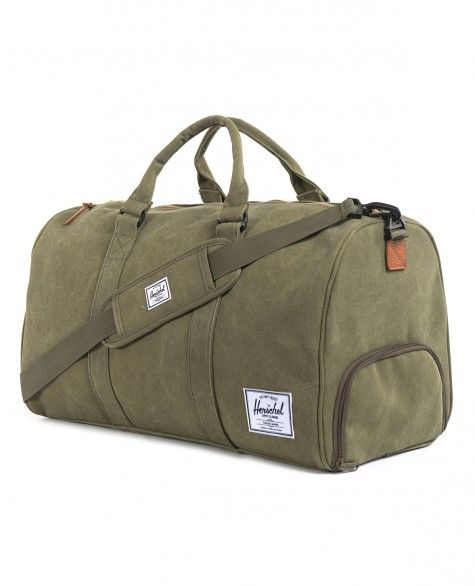 Сумка Herschel Novel Canvas Washed Army (10026-CA)