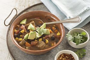 Let the slow cooker do the work for you in this hearty south-of-the-border Beef Stew!