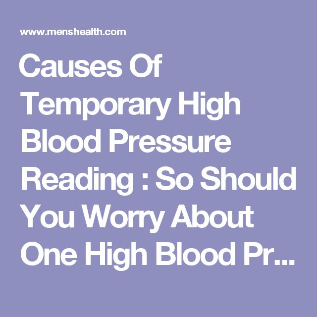 The  Best High Blood Pressure Readings Ideas On