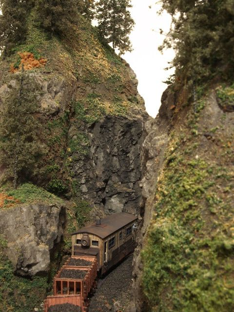 Mt. Coffin & Columbia River (N scale): Year Two | Model Railroad Hobbyist magazine | Having fun with model trains | Instant access to model railway resources without barriers