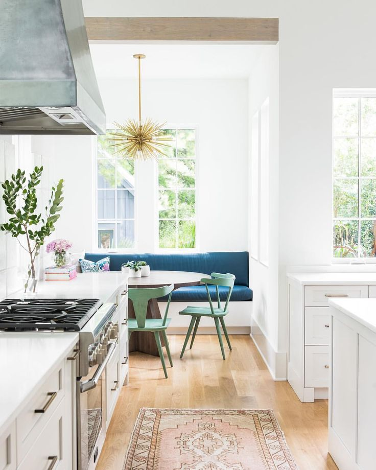 Kitchen Nook Design: 687 Best Banquettes + Breakfast Nooks Images On Pinterest