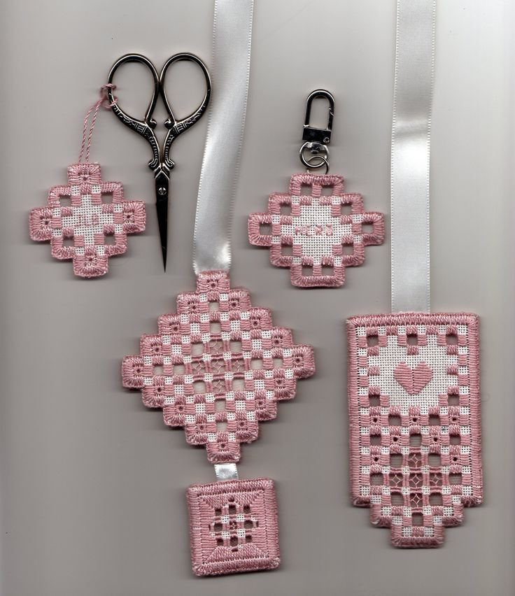 More cut out side of my Winterspring chatelaine - an EGA GCC