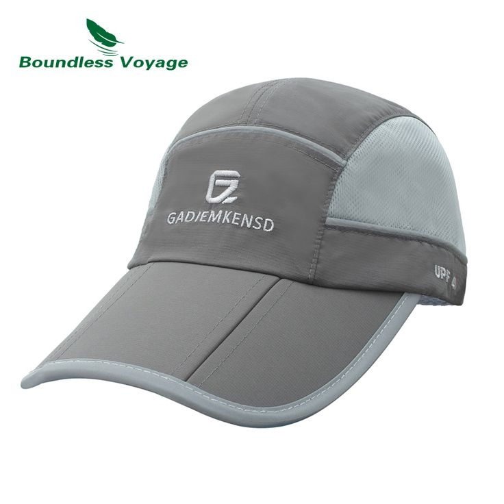 Boundless Voyage Unisex Dad Hat Ultralight Waterproof Hat Outdoor Sport Running Hiking Peaked Cap Baseball Cap BVH04