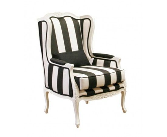 High Back Louis Chair Custom Upholstery Your Choice Of