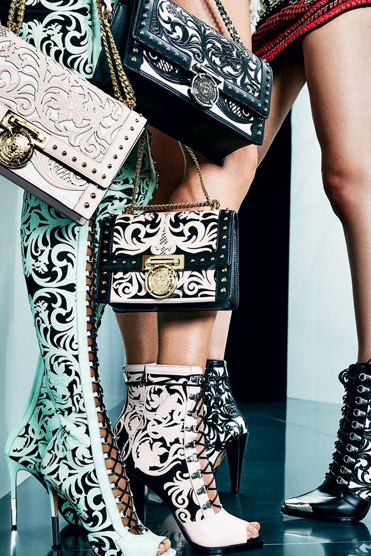 Balmain Resort 2018 Collection Photos - Vogue#rexfabrics#purveyoroffinefabrics#cometousforfashion#passionforfabrics