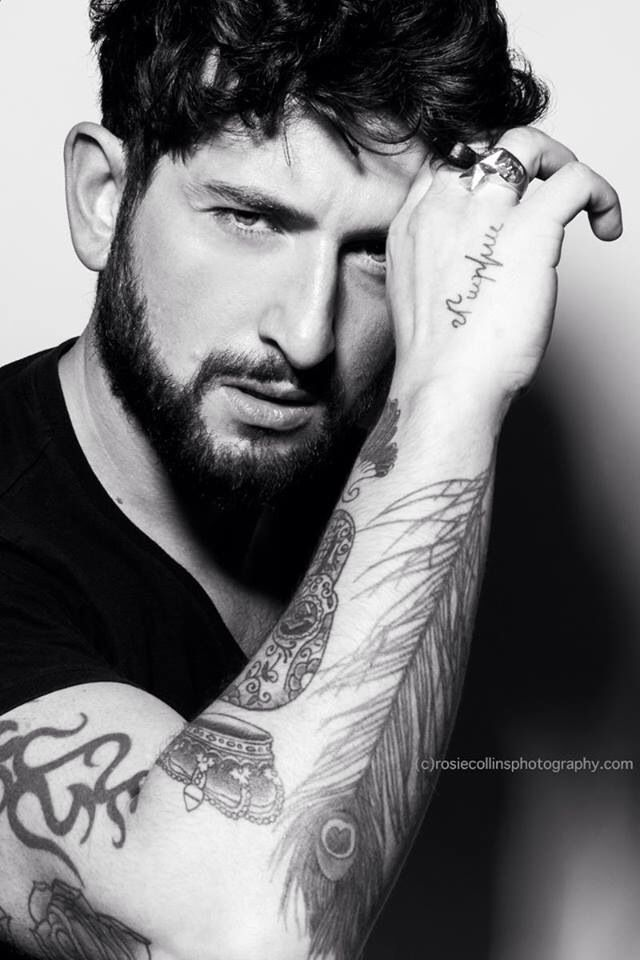 Loving my new promo shot by the very talented Rosie Collins Photo! Great job Rosie and Tim Duncan PR