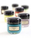 Little Greene Paints. We chose Rolling Fog for our dining room, a beautiful warm neutral colour. And Bone China Blue for our hallway and stairs. http://www.lynwood-house.co.uk
