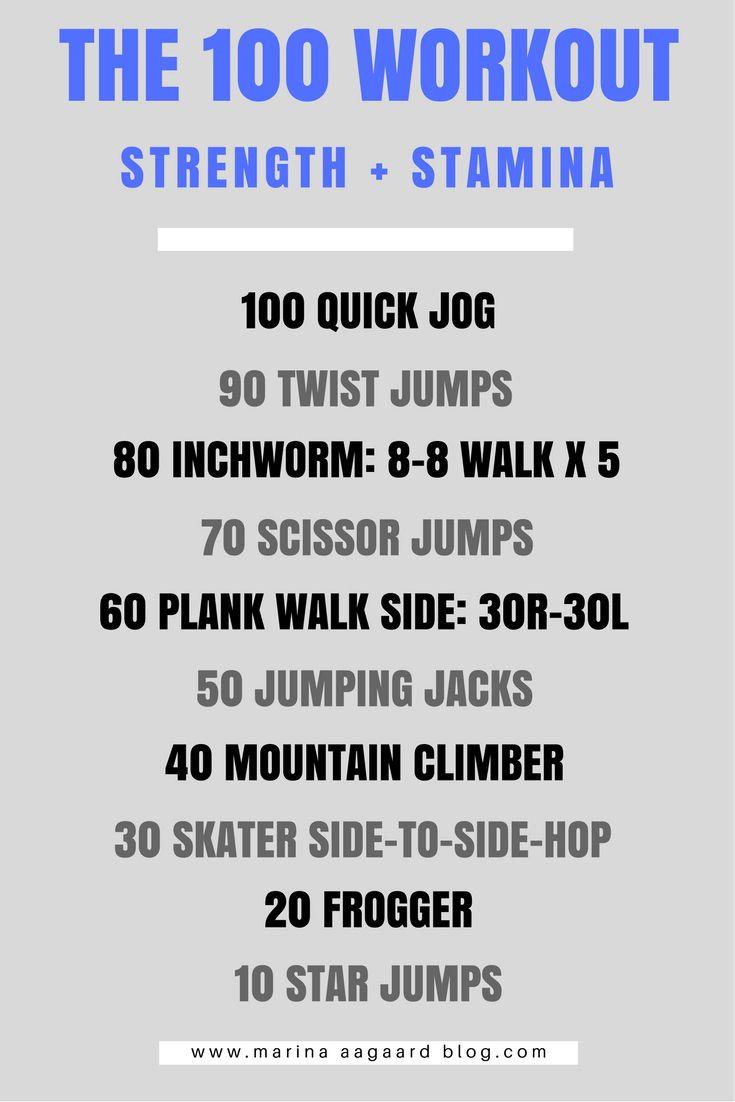 100workout_100_workout_strength_and_stamina-Marina_Aagaard_blog