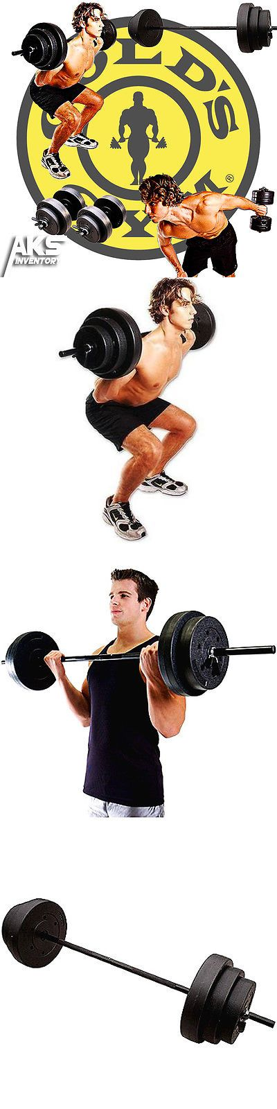 Weight Sets 179818: Barbell 100Lb And Dumbells 40Lb Weight Lifting Sets Strength Train Workout Fitness -> BUY IT NOW ONLY: $79.75 on eBay!